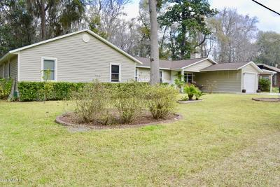 Ocala Single Family Home For Sale: 505 SE 34th Place