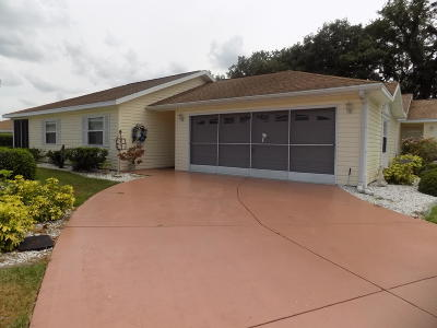 Summerfield FL Condo/Townhouse Pending: $139,900