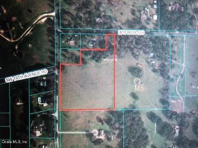 Ocala Residential Lots & Land For Sale: 8050 SW 16th Avenue