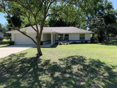 Single Family Home For Sale: 610 NE 52nd Court