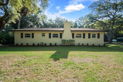 Ocklawaha Single Family Home For Sale: 5701 SE 170th Court