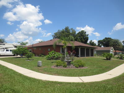 Wildwood Single Family Home For Sale: 815 Ridge Avenue