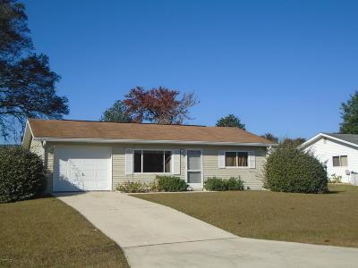 Ocala Rental For Rent: 11246 SW 78th Avenue