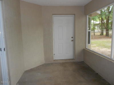 Summerfield Rental For Rent: 8725 SE 158th Place
