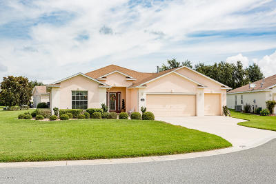 Ocala Single Family Home For Sale: 1049 SW 159th Street