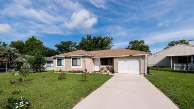 Marion County Single Family Home For Sale: 35 Spring Loop Circle