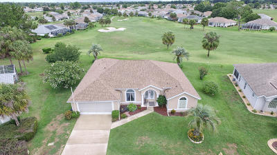 Ocala Single Family Home For Sale: 5255 NW 21st Loop