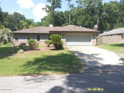 Marion County Single Family Home For Sale: 11 Cherry Drive