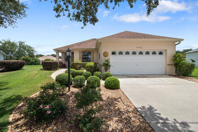 Ocala Single Family Home For Sale: 9733 SW 89th Street