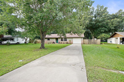 Ocala Single Family Home For Sale: 2160 NE 39th Street