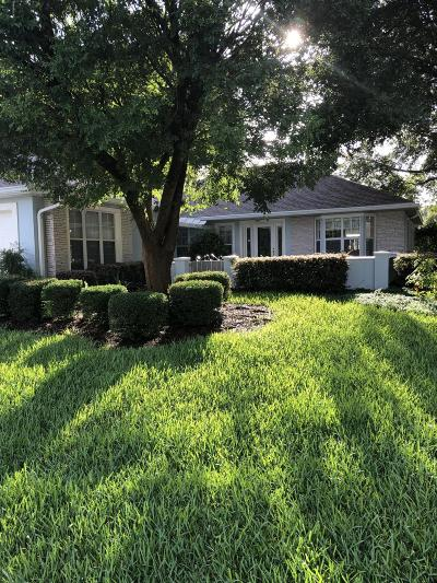 Ocala FL Single Family Home For Sale: $158,800
