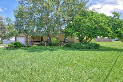 Single Family Home For Sale: 4225 NE 18 Terrace