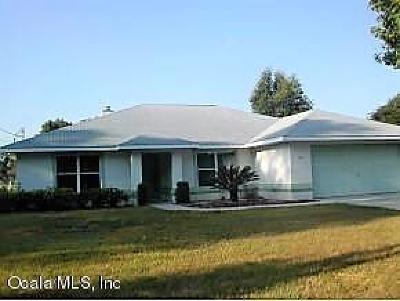 coventry Single Family Home For Sale: 460 NE 55 Street Street
