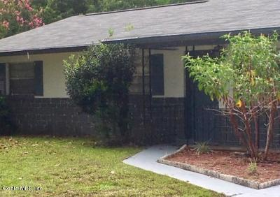 Ocala Single Family Home For Sale: 2004 NE 50th Street