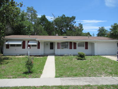Single Family Home For Sale: 14609 SW 34th Terrace Road