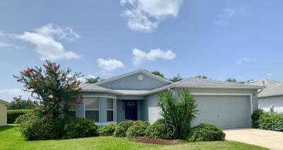 Ocala Single Family Home For Sale: 1702 SW 158th Lane