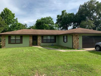 Belleview Single Family Home For Sale: 6310 SE 126th Lane