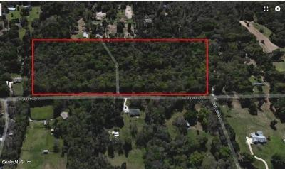 Ocala Residential Lots & Land For Sale: 2504 SE 110th Street