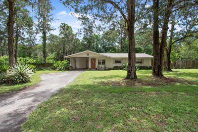 Ocala Single Family Home For Sale: 3409 SE 33rd Court