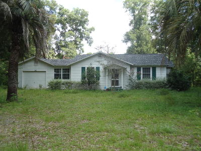 Ocala Single Family Home For Sale: 2167 NE 24th Street
