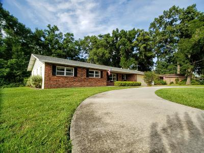 Ocala Single Family Home For Sale: 4324 SE 8th St Street