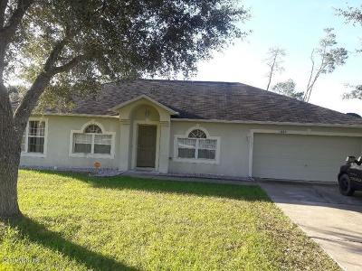 Ocala Single Family Home For Sale: 4600 SW 100th Street