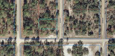 Rainbow Lake Es Residential Lots & Land For Sale: Lot 32 SE 132nd Ct.
