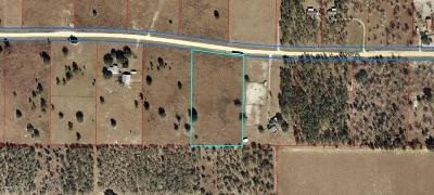 Levy County Residential Lots & Land For Sale: Lot 19 SE 21st Place