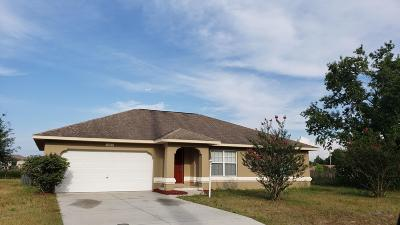 Marion Oaks North, Marion Oaks Rnc, Marion Oaks South Rental For Rent: 13365 SW 49th Avenue