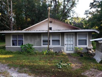 Ocala Single Family Home For Sale: 711 NW 22nd Street