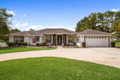 Ocala Single Family Home For Sale: 2418 SE 23rd Street
