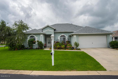 Ocala Single Family Home For Sale: 5908 NW 24th Street