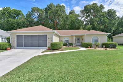 Ocala Single Family Home For Sale: 5579 NW 27th Place