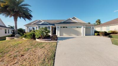 Lake County, Sumter County Single Family Home For Sale: 2076 Beecher Path