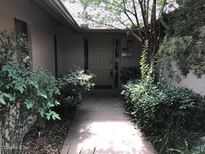 Ocala Rental For Rent: 817 SE 3rd Street
