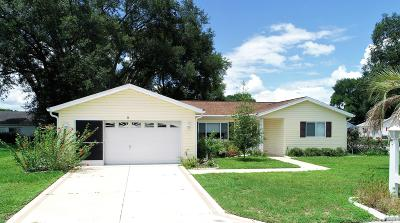 Summerfield Single Family Home For Sale: 9673 SE 174th Loop