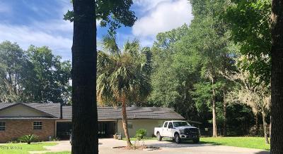 Ocala Single Family Home Pending: 4310 SE 51st Place