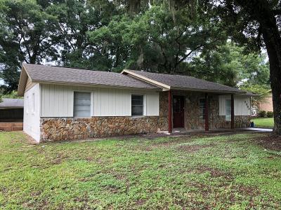 Ocala Single Family Home For Sale: 2308 NE 35th Street