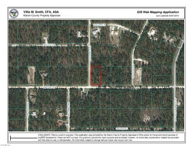 Ocala FL Residential Lots & Land For Sale: $7,900