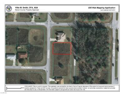 Ocala FL Residential Lots & Land For Sale: $8,900