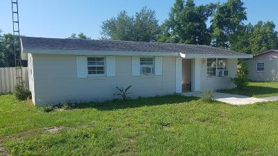 Ocala Single Family Home For Sale: 14297 SW 39th Terrace