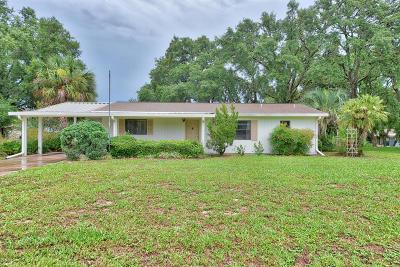 Ocala Single Family Home For Sale: 10061 SW 97th Avenue