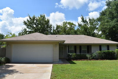Ocala Single Family Home For Sale: 14 Redwood Track Terrace