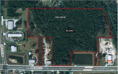 Residential Lots & Land For Sale: NW 35th Street