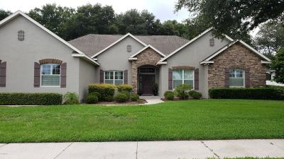 Ocala Single Family Home For Sale: 3501 SE 49th Avenue