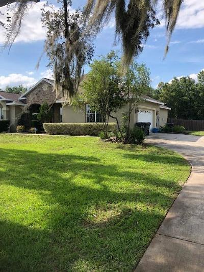 Ocala Single Family Home For Sale: 320 NW 113th Circle