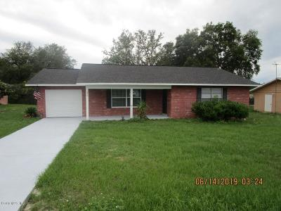 Ocala Single Family Home For Sale: 31 Palm Road