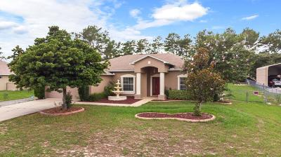 Ocala Single Family Home For Sale: 10938 SW 45th Avenue
