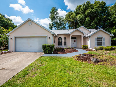Ocala Single Family Home For Sale: 11305 SW 78th Circle