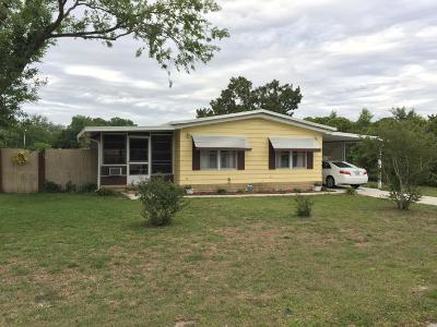Ocala Mobile/Manufactured For Sale: 5841 SW 63rd Street